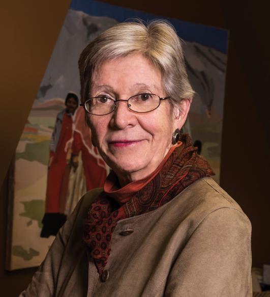 東京カレッジ講演会「モンゴル帝国史料としての美術品」講師:シーラ・ブレア