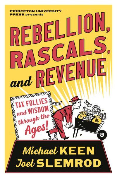 著者に聞く! 『課税の歴史における愚行と英知』講師:Michael KEEN氏 & Joel SLEMROD教授
